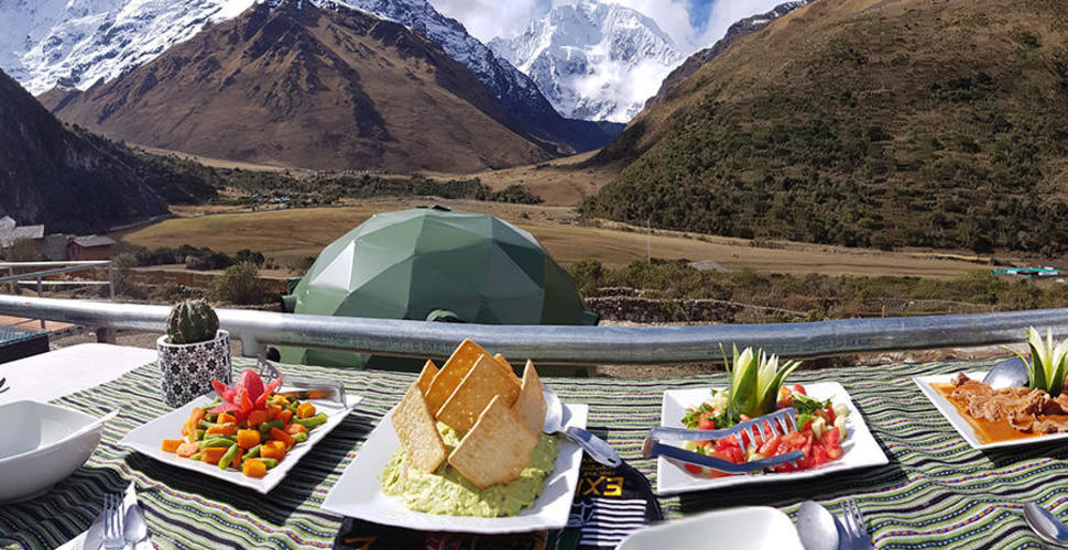 Salkantay Trekking on Domes 5D / 4N slide 2