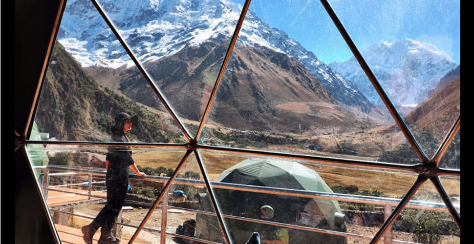Salkantay Trekking on Domes 5D / 4N slide 22