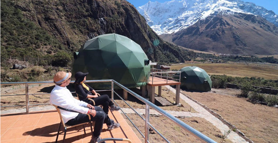 Salkantay Trekking on Domes 5D / 4N slide 16