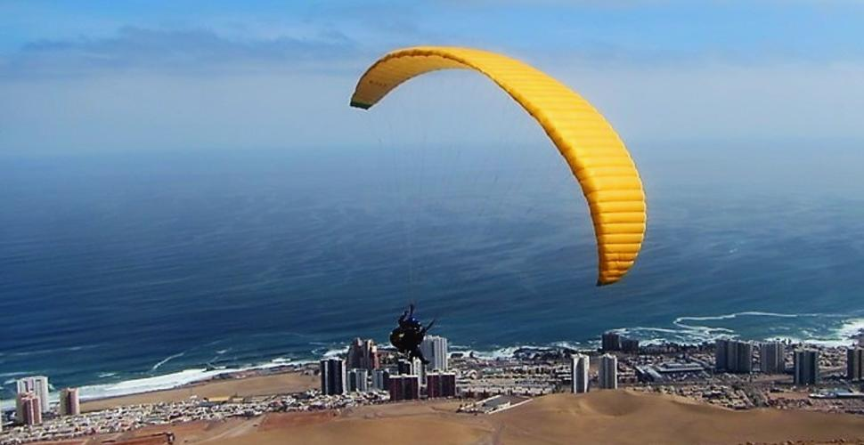 Paragliding Flight AM slide 4