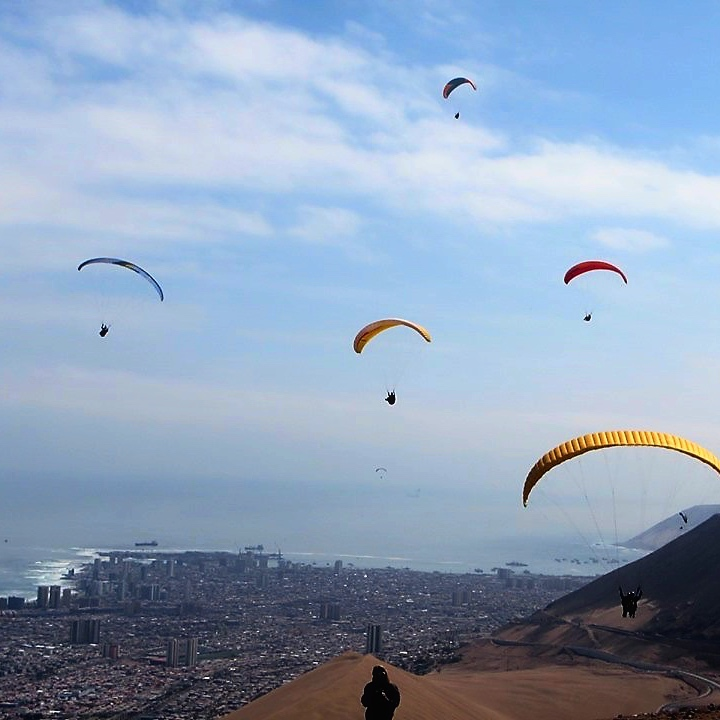 Paragliding Flight AM slide 2