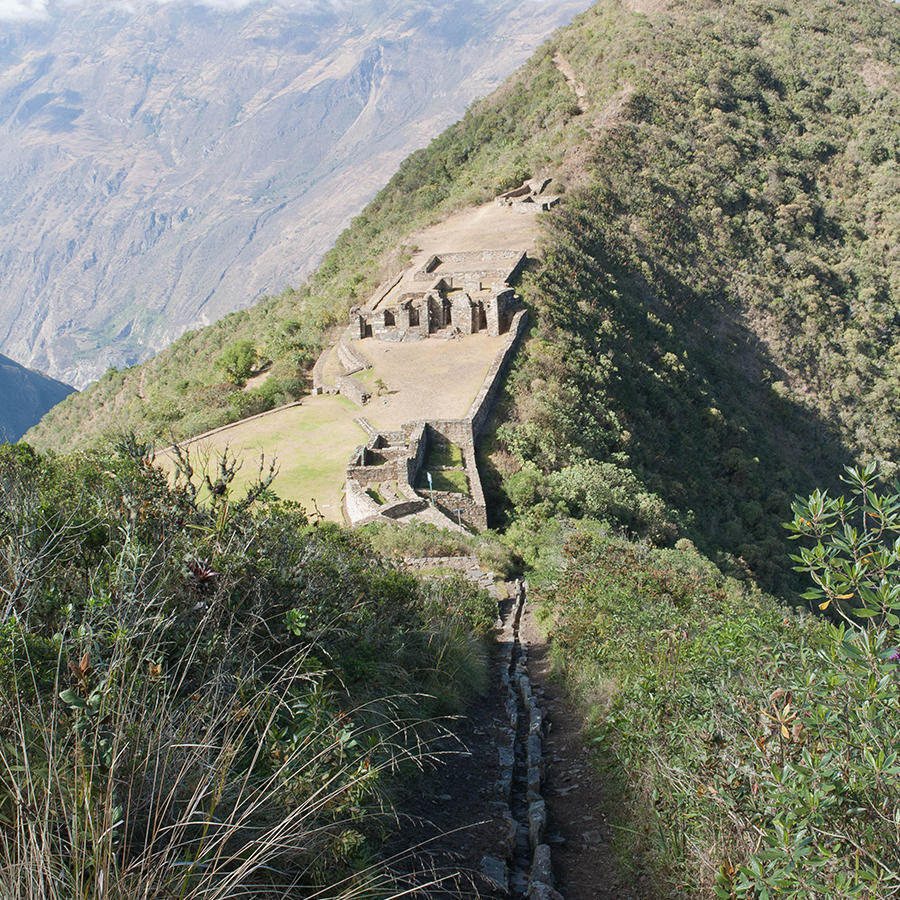 Choquequirao trekking in 4D / 3N slide 1