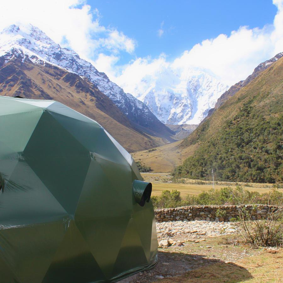 Salkantay Trekking on Domes 5D / 4N slide 1